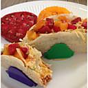 povoljno Kuhinjski alati Pribor-12pcs Kuhinja Alati Plastika Jednostavan / Uradi sam Podešavanje alata za kuhanje Uporaba / Za posuđe za kuhanje