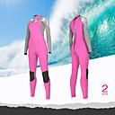 baratos Roupas de Mergulho & Camisas de Proteção-Mulheres Macacão de Mergulho Longo 2mm SCR Neoprene Roupas de Mergulho Elasticidade Alta Manga Longa