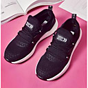 povoljno Ženske cipele bez vezica-Žene Cipele PU Ljeto Udobne cipele Atletičarke tenisice Trčanje Ravna potpetica Obala / Crn