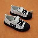 povoljno Cipele za djevojčice-Djevojčice Cipele PU Proljeće ljeto Udobne cipele Sneakers Hodanje za Djeca Obala / Crn