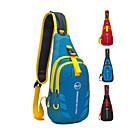 abordables Interruptores-12 L Mini Mensajero - Ligero, Listo para vestir Al aire libre Viaje Oxford Negro / Rojo, Azul + amarillo, Borgoña