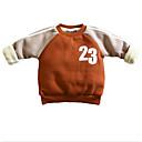 ieftine Băieți & Copil Hoodies & Bluze-Bebelus Băieți Mată Manșon Lung Hanorac
