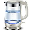 povoljno Kuhinjski dodaci-Električni Kettles Prijenosno Reciklirani papir / Nehrđajući čelik Voda pećnice 220-240 V 1800 W Kuhinjski aparati