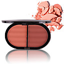 cheap Blush-2 Colors Powders Blush 1 pcs Long Lasting / Natural Blush / Face China Contemporary / Fashion Easy to Use / lasting Wedding Party / Daily Wear / Date Makeup Cosmetic