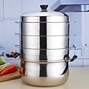 זול כלי בישול-כלי בישול פלדת אל חלד לא סדיר Cookware 1 pcs