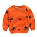 ieftine Seturi Îmbrăcăminte Băieți-Copil Băieți Imprimeu Manșon Lung Hanorac