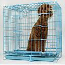 preiswerte Backformen-Faltbar Hundebekleidung Käfige Solide Blau Hunde / Katzen