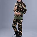 זול אפייה-בנים בסיסי מכנסיים - אחיד ירוק צבא