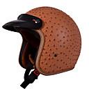 abordables Trenzas-SENHU SH-181 Medio Casco Adultos Unisex Casco de la motocicleta Anti vaho / Rapidez / Resistente a los Golpes