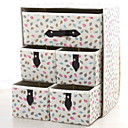 זול כביסה-בדים מלבן עיצוב חדש בית אִרגוּן, 1pc קופסאות אחסון