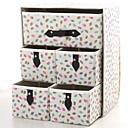 povoljno Naušnice-Platno Pravokutnik New Design Dom Organizacija, 1pc Storage Boxes