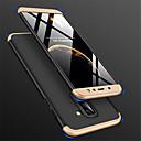 ieftine Cazuri telefon & Protectoare Ecran-Maska Pentru Samsung Galaxy A6+ (2018) / A6 (2018) Mătuit Capac Spate Mată Greu PC pentru A6 (2018) / A6+ (2018) / A8 2018