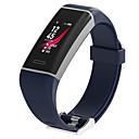 preiswerte Smartuhren-W7 Smartwatch Android iOS Bluetooth GPS Wasserfest Herzschlagmonitor Blutdruck Messung Schrittzähler Anruferinnerung AktivitätenTracker Schlaf-Tracker Sedentary Erinnerung / Touchscreen / Wecker
