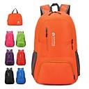 billiga Ryggsäckar och väskor-25 L Lättpackbar ryggsäck Ryggsäckar Ryggsäck - Lättvikt Regnsäker Bärbar Utomhus Camping Nylon Grön Blå Grå