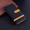 ieftine Cazuri telefon & Protectoare Ecran-Maska Pentru Huawei Y9 (2018)(Enjoy 8 Plus) / Y6 (2017)(Nova Young) Portofel / Titluar Card / Cu Stand Carcasă Telefon Mată Greu textil pentru Y9 (2018)(Enjoy 8 Plus) / Huawei Y7(Nova Lite+) / Huawei