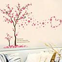 povoljno Zidne naljepnice-Dekorativne zidne naljepnice - Zidne naljepnice Cvjetni / Botanički Stambeni prostor