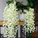 ieftine Flor Artificiales-Flori artificiale 12 ramură Montaj Perete Modern / Contemporan / stil minimalist Florile veșnice Flori Perete