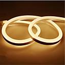 billige LED Strip Lamper-1m 12v led strip lys lett vanntett ledetape lampe 2835 smd fleksibel ledet neon strip led sign skilt rør rør snor lys