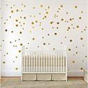 ieftine Acțibilde de Perete-Autocolante de Perete Decorative - Autocolante perete plane Stele Cameră copii / Cameră Copii