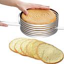 preiswerte Kuchenbackformen-Backwerkzeuge Edelstahl Neuankömmling / Heimwerken Für den täglichen Einsatz / Neuheiten für die Küche Dessert-Werkzeuge 1pc