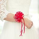 povoljno Cvijeće za vjenčanje-Cvijeće za vjenčanje Wrist Corsage Party / večernja odjeća / Svadba Poliester 0-10 cm