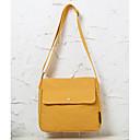 povoljno High School Bags-Žene Torbe Platno Torba za rame Perlica Bež / Sive boje / Bijela