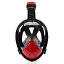 preiswerte Sicherheit-Tauchmasken / Maske zum Schnorcheln Anti-Beschlag, Vollgesichtsmaske, Unterwasser Einzelfenster - Schwimmen, Tauchen Silikon - zum