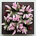 ieftine Flor Artificiales-Flori artificiale 1 ramură Montaj Perete Modern / Contemporan / Pastoral Stil Florile veșnice Flori Perete