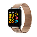 cheap Smart Activity Trackers & Wristbands-Smartwatch M19 Women Men Heart Rate Blood Pressure Bluetooth waterproof Sport Smart Bracelet  for Android iOS