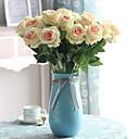 ieftine Flori Artificiale-Flori artificiale 1 ramură Clasic Rustic Trandafiri Față de masă flori