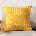 preiswerte Dekorative Kissen-1 Stück Polyester Kissenbezug, Geometrisch Mit Mustern / Moderner Stil
