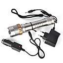 cheap Other Parts-2000 lm LED Flashlights / Torch LED 1 Mode Portable / Professional