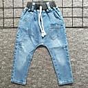 ieftine Pantaloni Băieți-Copil Băieți Mată Blugi