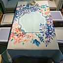 abordables Grifos de Lavabo-Moderno No tejido Cuadrado Forros de Mesa Floral / Geométrico Decoraciones de mesa 1 pcs