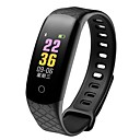 cheap Smart Activity Trackers & Wristbands-COOLHILLS CB608 PRO Smart Bracelet Smartwatch Android iOS Bluetooth Waterproof Heart Rate Monitor Blood Pressure Measurement Touch Screen Long Standby Pedometer Call Reminder Sleep Tracker Sedentary