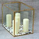 ieftine Lumânări & Suport de Lumânări-Stil European Fier Suporturi Lumânări Candelabra 1 buc, Lumânare / Suport pentru lumânări