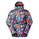 זול ביגוד לסקי וסנובורד-GSOU SNOW בגדי ריקוד גברים ג'קט לסקי משקפות סקי, סקי, ספורט חורף סקי / ספורט חורף פולי צמרות ביגוד סקי