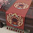 tanie Obrusy-Współczesny 100g / m2 Poliester Stretch Knit Kwadrat Bieżniki Geometryczny Dekoracje stołowe 1 pcs