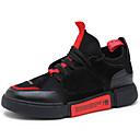 cheap Men's Sneakers-Men's Comfort Shoes Mesh Spring &  Fall Sneakers Black / Blue
