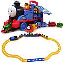 baratos Trens de brinquedo e conjuntos de trem-Trens & Ferrovias de Brinquedo Trem Cauda Requintado / Fabricado à Mão / Interação pai-filho Plástico e metal / PP+ABS Todos Infantil Dom 1 pcs