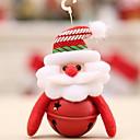 olcso Karácsonyi dekoráció-Karácsonyi figurák / Holiday Decorations Ünneő Pamutszövet Négyzet Újdonságok Karácsonyi dekoráció