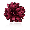 hesapli Moda Broşlar-Kadın's Broşlar Klasik Şık Çiçek Yaprağı Papatya Vintage Moda İngiliz Simüle Elmas Broş Mücevher Açık Mavi Açık Pembe Açık Mavi Uyumluluk Düğün Günlük
