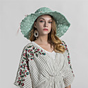 ieftine Costume Antice-Pentru femei Imprimeu De Bază Paie Căciulă