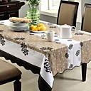 tanie Bieżniki stołowe-Współczesny PVC / Włókniny Kwadrat Obrusy Geometryczny Dekoracje stołowe 1 pcs
