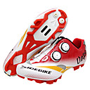 cheap Wall Stickers-SIDEBIKE Mountain Bike Shoes Waterproof, Anti-Slip, Cushioning Cycling White+Red Men's