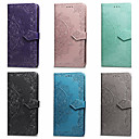 cheap iPhone Cases-Case For Apple iPhone X / iPhone 8 Wallet / Card Holder / with Stand Full Body Cases Mandala Hard PU Leather for iPhone X / iPhone 8 Plus / iPhone 8