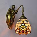 billige Hengelamper-Retro / vintage Vegglamper Stue Metall Vegglampe 220-240V 40 W