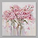 levne Krajiny-Hang-malované olejomalba Ručně malované - Abstraktní Moderní Obsahovat vnitřní rám / Reprodukce plátna