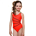 cheap Girls' Shoes-Girls' Rash Guard Dive Skin Suit UV Sun Protection, Quick Dry, Breathable Nylon / Spandex Sleeveless Swimwear Beach Wear Swimwear Swimming / Beach / Water Sports