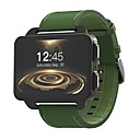 baratos Smartwatches-KING-WEAR® DM99 Masculino Relógio inteligente Android 3G Bluetooth Esportivo Impermeável Monitor de Batimento Cardíaco Tela de toque Calorias Queimadas Temporizador Podômetro Aviso de Chamada Monitor